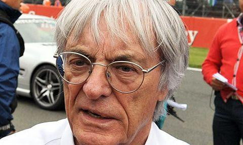 Lord of the 'Ring Ecclestone says he will do everything to save Nürburgring