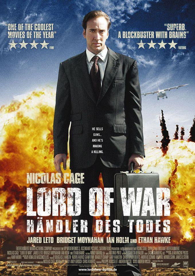 5 shows to stream cop car lord of war and more