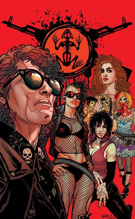 lost boys comic cover