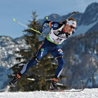 Shoot, ski, record: How biathletes use tech to stay on target