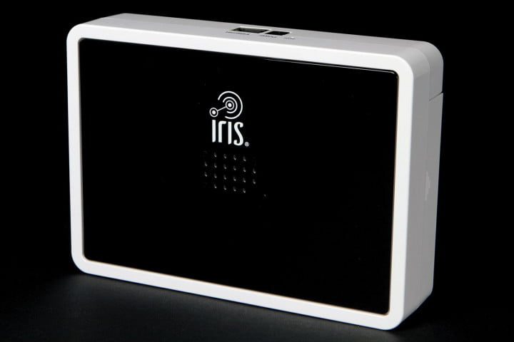 lowes iris smart home service review front angle