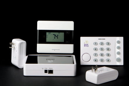 Lowes Iris Smart Home kit