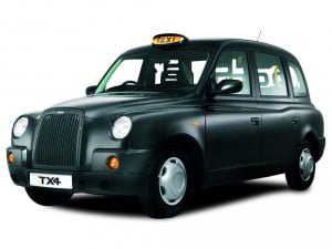 London Taxi Company TX4