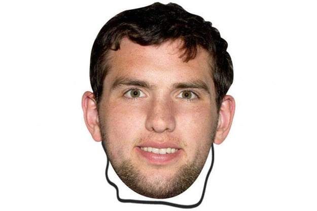 andrew luck mask