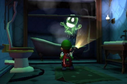 luigi's mansion delayed