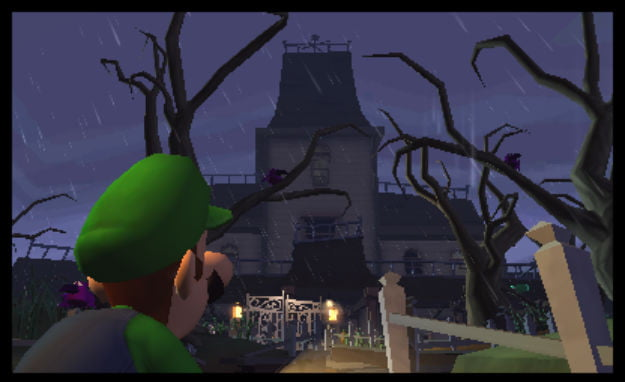 Luigi's Mansion Review 1