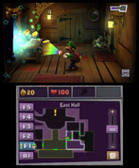 Luigi's Mansion Review 2