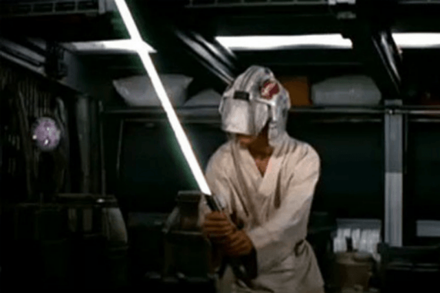 civilized age virtually approaches stem system lightsaber demo want vr luke training