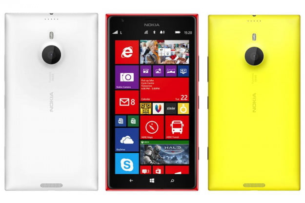 Lumia 1520 Colors