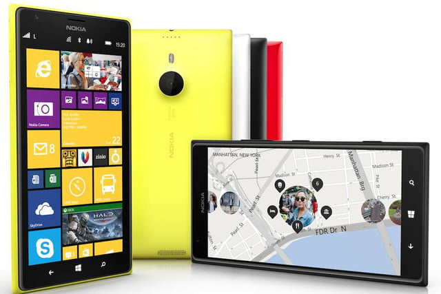 lumia  windows phone announced group