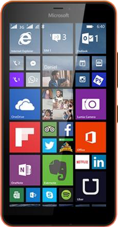 Lumia 640XL Thumb