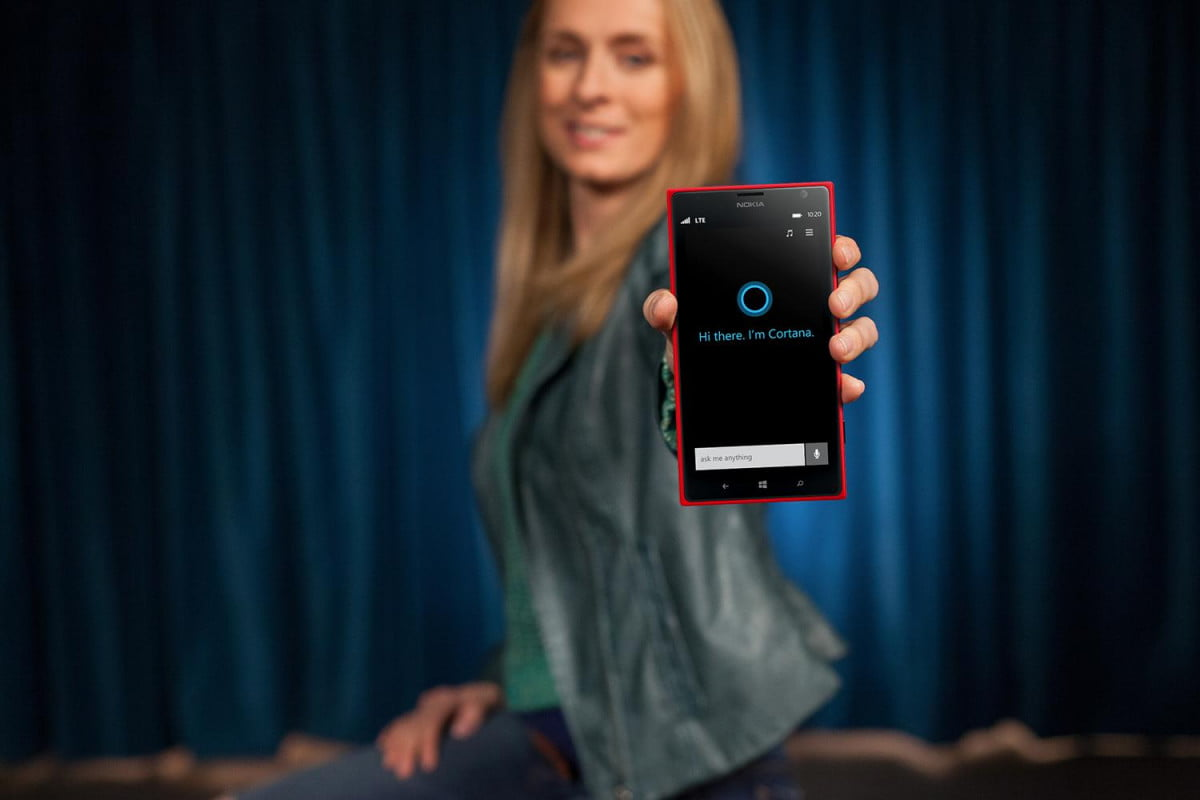 latest update lets cortana replace google now on android lumia  hithereimcortana