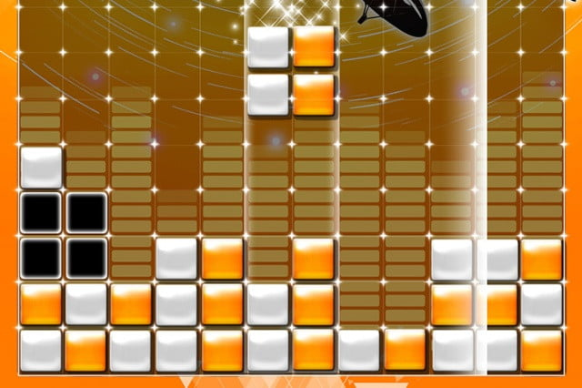 lumines returns  mobile header