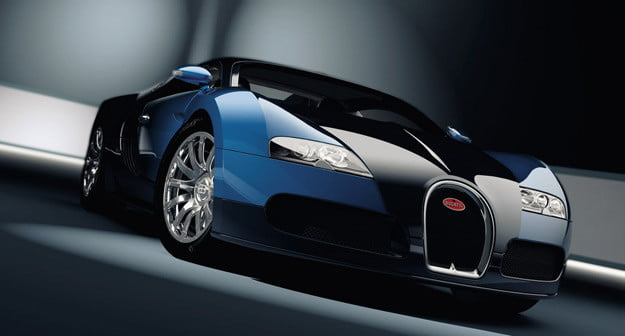 Luxury gift ideas guide: Bugatti Veyron