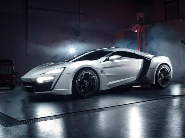 W Motors Lykan-HyperSport