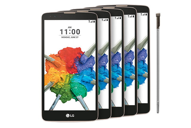 tmobile lg one all in lystylo