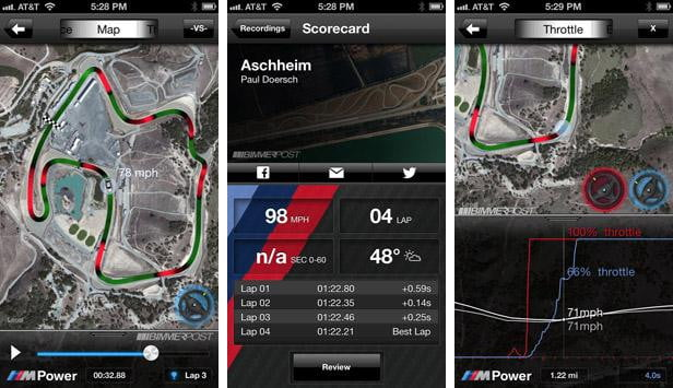 BMW M Power App