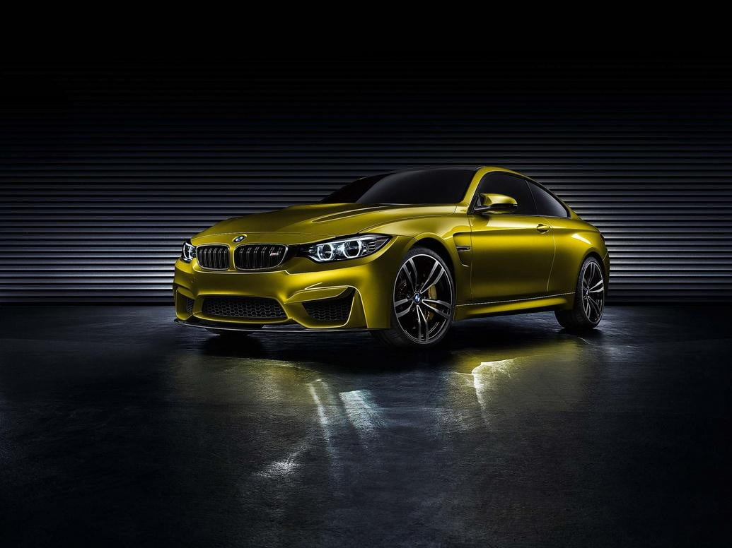 bmw m  coupe concept previews ms latest performance machine