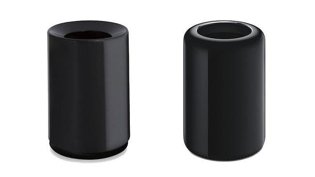 mac pro trash can