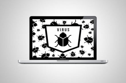 Mac Virus Header