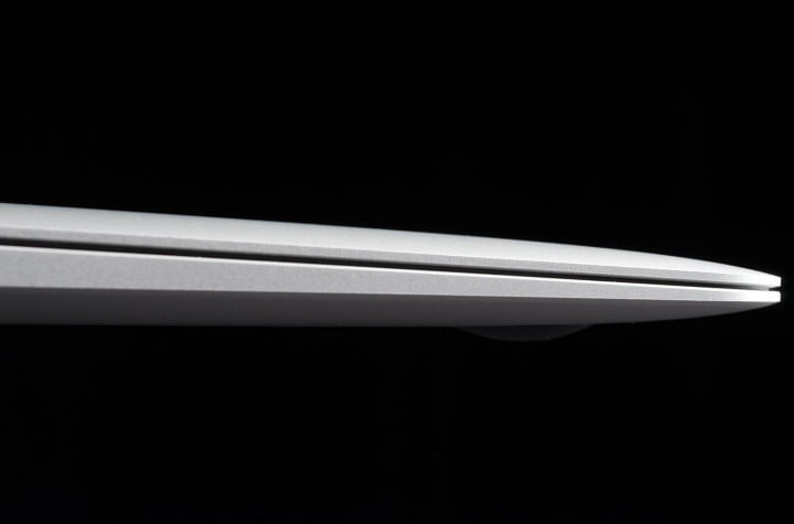 apple macbook air  inch review edge