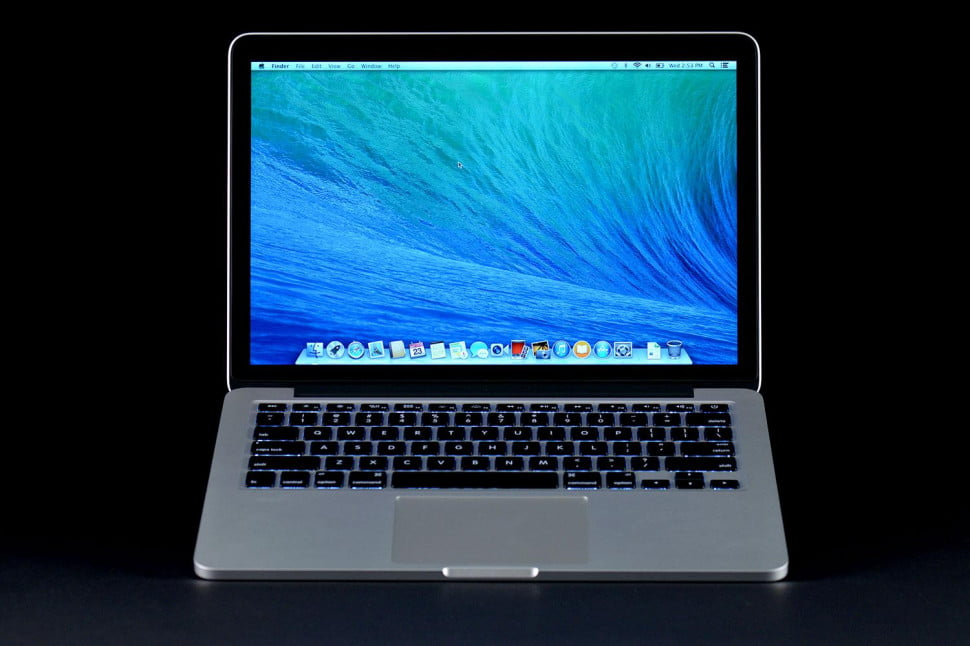 MacBook Pro 13 2013 front full