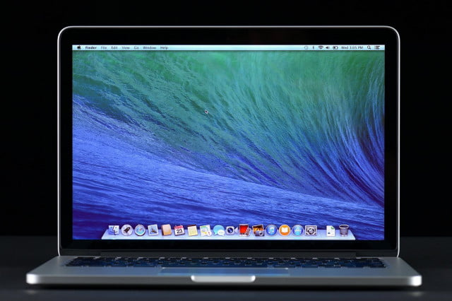 macbook air include inch retina display pro