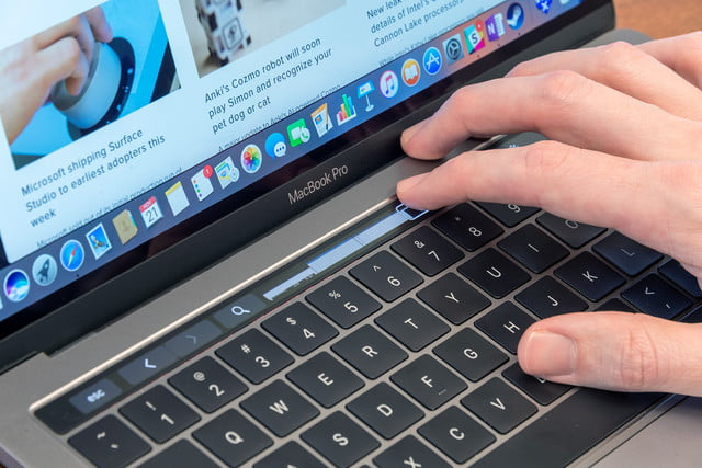 north carolina requires macbook pro touch bar disabled for exams apple  inch pad