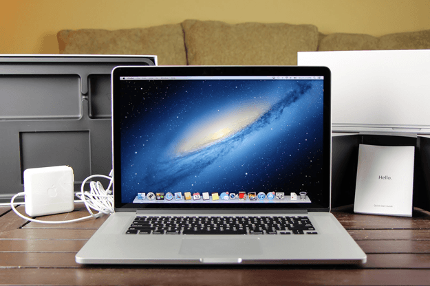 MacBook Pro accessories header