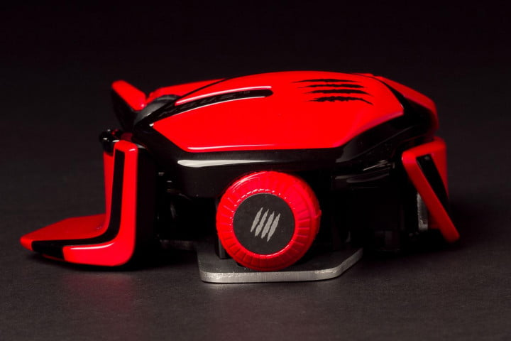 mad catz mous  review m o u s side