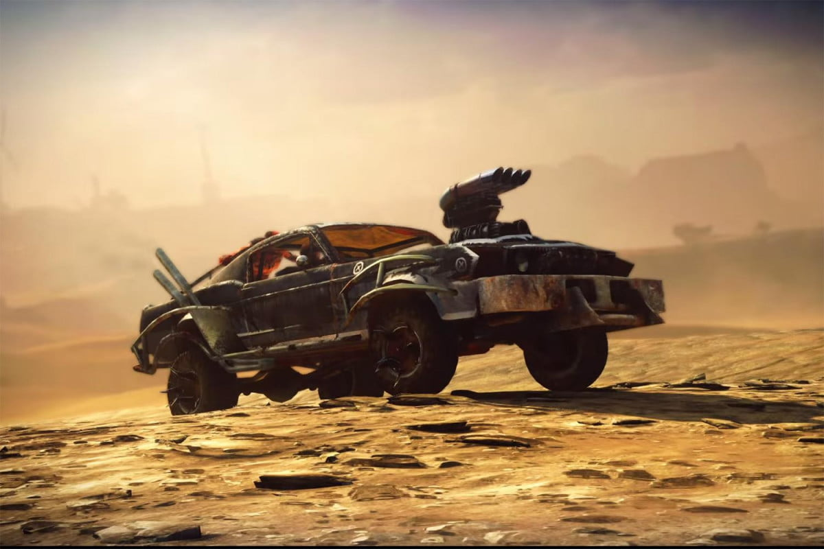 mad max  p ps xbox one no finite map limits game stronghold trailer