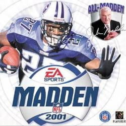madden 01 game eddie george