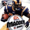 madden 03 game box marshall faulk