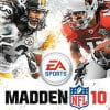 madden 10 game box larry fitzgerand troy polamalu