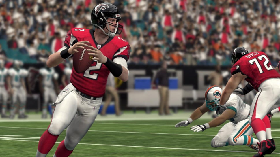 Madden 25 NFL Week 4 predictions falcons