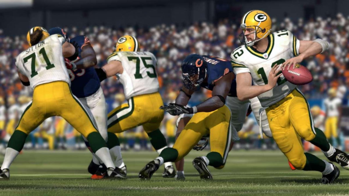 madden  nfl week predictions aaron rodgers