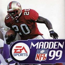 madden 99 game garrison heart