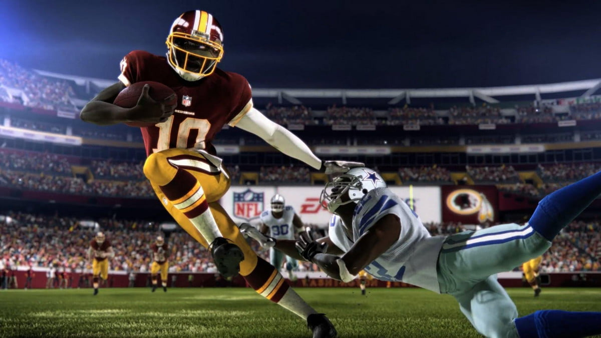 Madden NFL 15 announcement