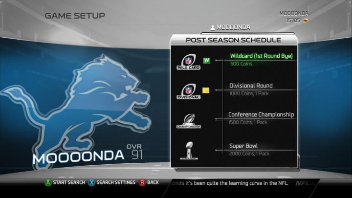 madden nfl  review playbook ultimate team game setup