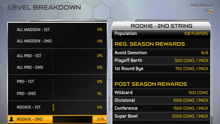 madden nfl  review playbook ultimate team level breakdown