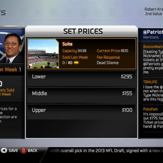 Madden NFL 25 Playbooks 3 and 4 Connected Franchise set prices