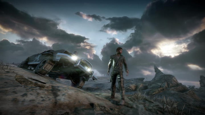 sony announces mad max madmax  danger at dusk