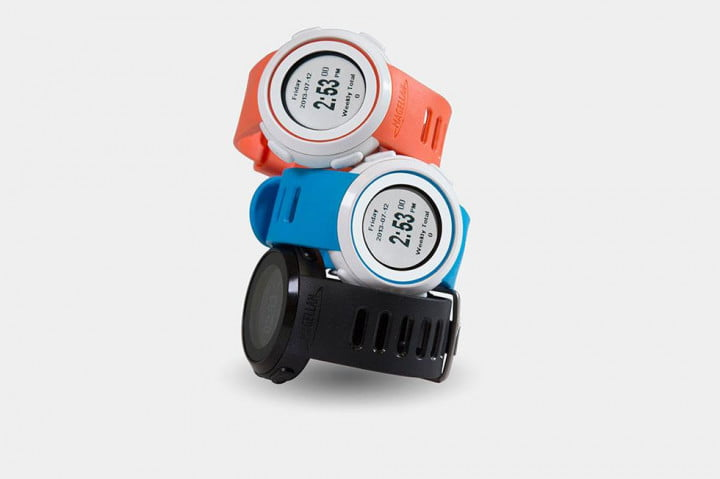 magellan enters the fitness tech game with a dumb watch echo colors