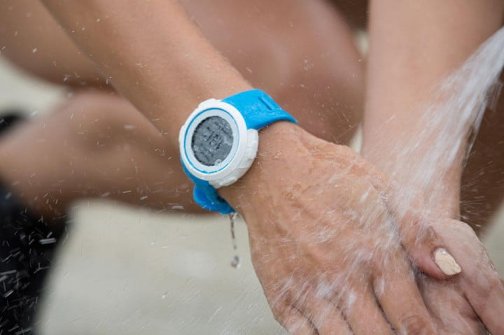 magellan enters the fitness tech game with a dumb watch echo water resistant