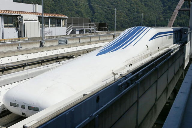 east coasts ambitious maglev train plan takes big step forward