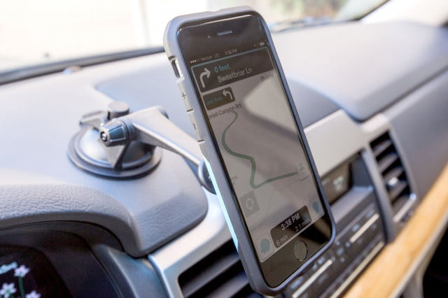 Magnetic Sticky Suction Car Phone Mount