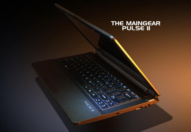 Maingear's Pulse 11, an 11.6-inch gaming laptop