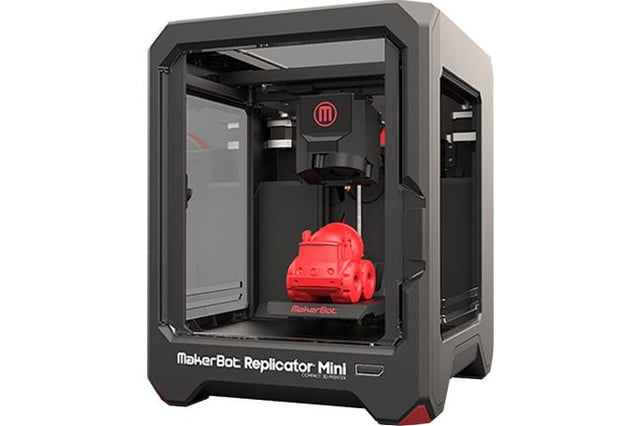 makerbot  d systems mink printing companies sparking price war replicator mini