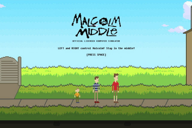 malcolm in the middle video game alec robbins