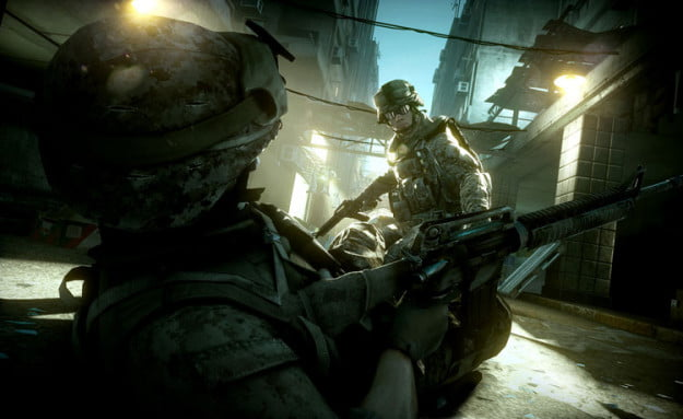 Battlefield 3 MAN-DOWN